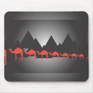 Seven Camels, Seven Camels Mouse Mat
