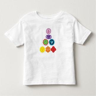 Seven Chakra Yoga  Baby T-Shirt