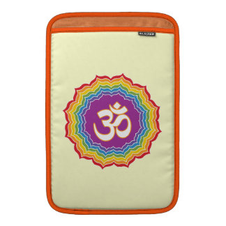 Seven Chakras Colors Sleeve For MacBook Air