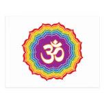Seven Chakras Colours