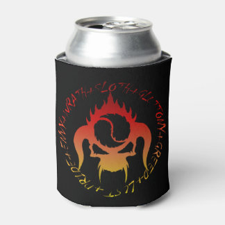 Seven deadly sins beer cooler