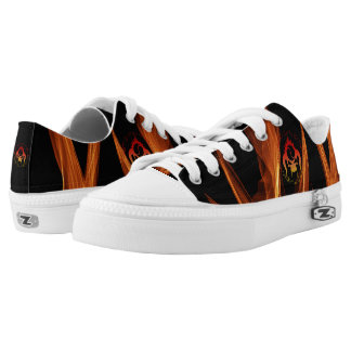 Seven deadly sins Women's low top shoes