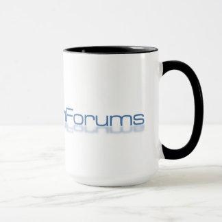 Seven Forums Large Mug