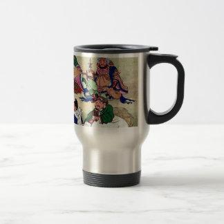 Seven gods of good luck Ukiyoe Coffee Mug