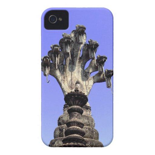 Seven Headed Naga, Thailand Case-Mate iPhone 4 Case