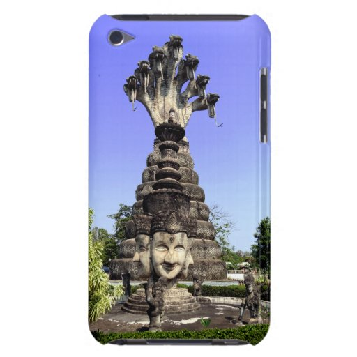 Seven headed naga, Thailand iPod Touch Cases