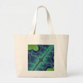 Seven Mile! Fractal Art Creation Tote Bags