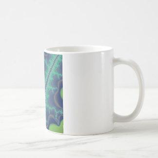 Seven Mile! Fractal Art Creation Coffee Mugs