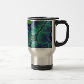 Seven Mile! Fractal Art Creation Coffee Mug