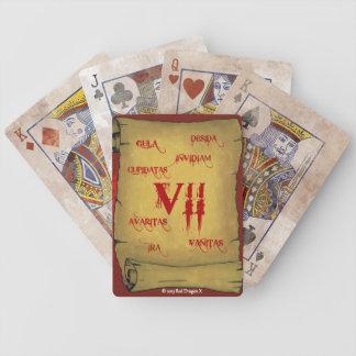 Seven Poker Cards