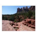 Seven Sacred Pools Sedona Arizona Travel Photo Postcard