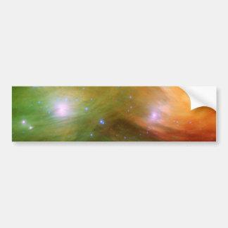 Seven Sisters Pleiades Stars Space Bumper Stickers