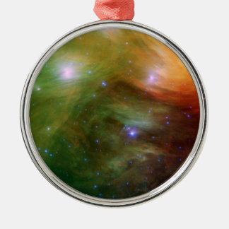 Seven Sisters Pleiades Stars Space Christmas Ornament