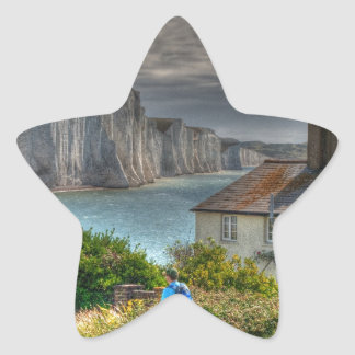 Seven Sisters Star Sticker