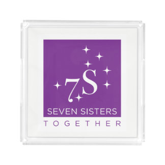 Seven Sisters Together Small Acrylic Tray
