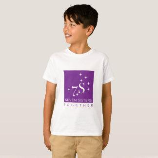 Seven SistersTogether Basic Unisex Kid T-Shirt