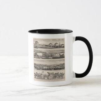 Seven Springsand Milford Stock Farms, Kansas Mug
