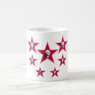 Seven Stars of American History Coffee Mugs