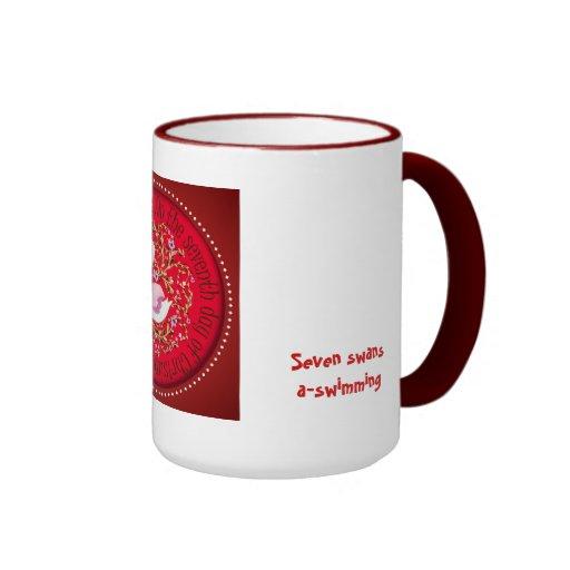 Seven swans mugs