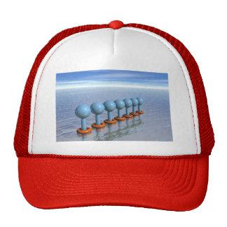Seven Swimmers Mesh Hat