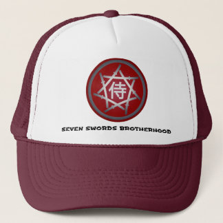 Seven Swords Apparel - Hats - Red Emblem