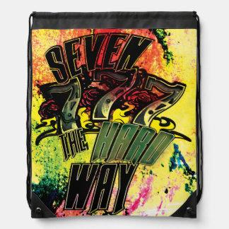 Seven the Hard Way! Rucksack