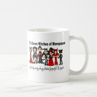 Seven Witches of Menopause Mug
