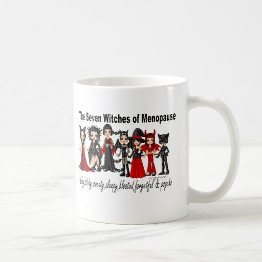 Image of Seven Witches of Menopause Mug