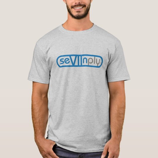 Sevenply Basic Logo Twofer T-Shirt