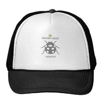 Sevenspot ladybird g5 trucker hat