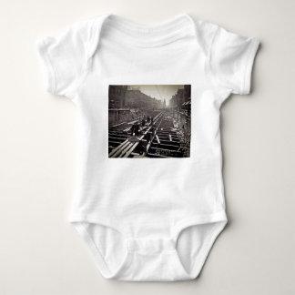 Seventh Avenue and 24-25th Streets Subway Tshirts