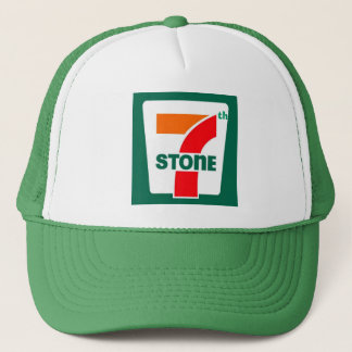 Seventh Stone trucker hat