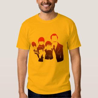 Seventies Family T Shirt