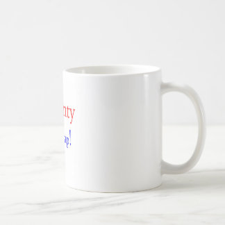 Seventy ... Crap! Mugs
