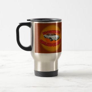 Seventy Four Cutlass Supreme Mug. Stainless Steel Travel Mug