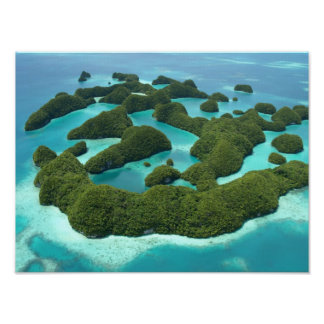 Seventy Islands Palau Posters