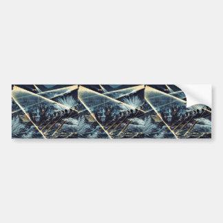 Seventy seven brave soldiers by Kuroki,Hannosuke Bumper Sticker