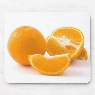 Several Juicy Oranges Mouse Pad
