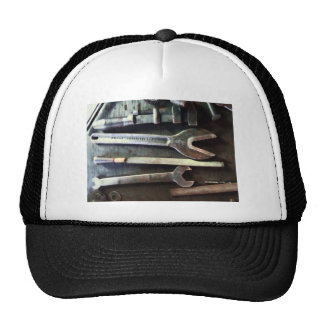 Several Wrenches Trucker Hat