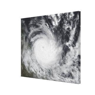 Severe Tropical Cyclone Hamish Canvas Print