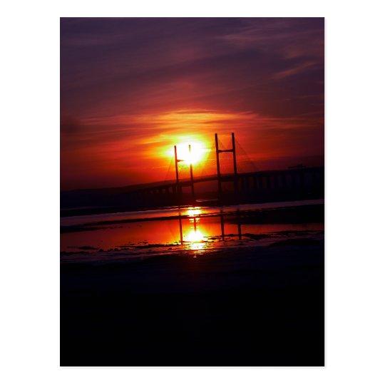 severn beach postcard