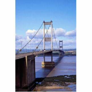 Severn Bridge, Avon, England Acrylic Cut Out