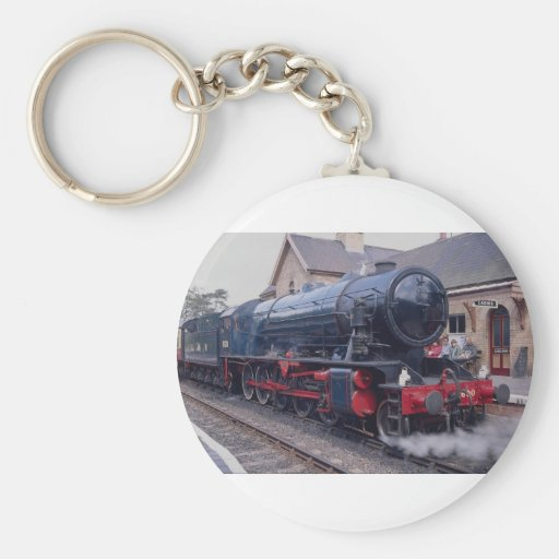Severn Valley Railway, Locos at Highley Station, W Key Chains