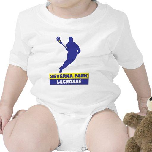 Severna Park Girls Lacrosse Baby Bodysuit