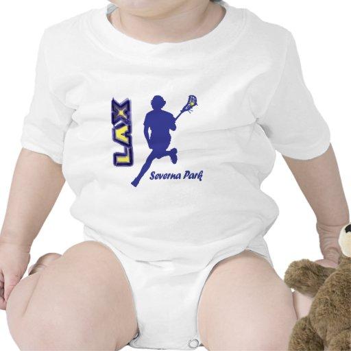 Severna Park Girls LAX Baby Creeper