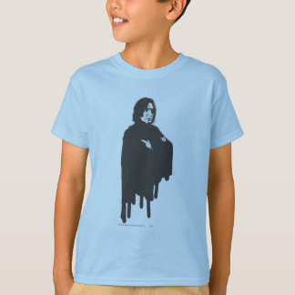 Severus Snape Arms Crossed B-W T-Shirt