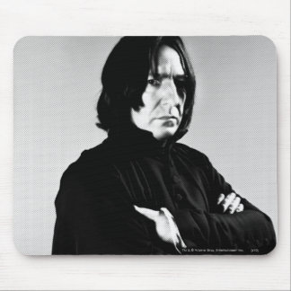 Severus Snape Arms Crossed Mouse Pad