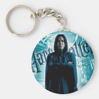 Severus Snape HPE6 1 Key Ring