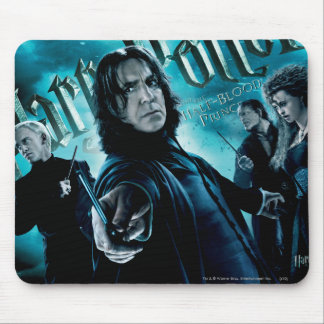 Severus Snape With Death Eaters 1 Mouse Mat