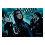 Severus Snape With Death Eaters 1 Posters